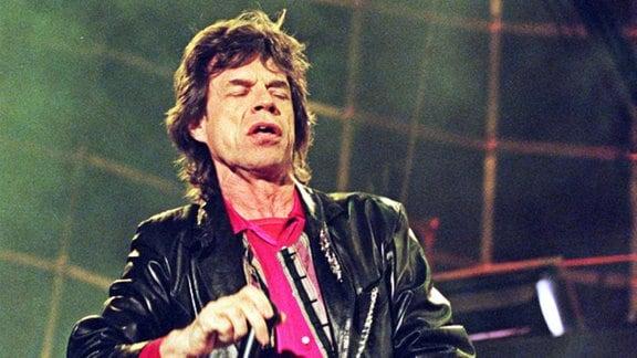 Mick Jagger, 1995