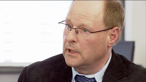 Johannes-Schweizer im Gespräch