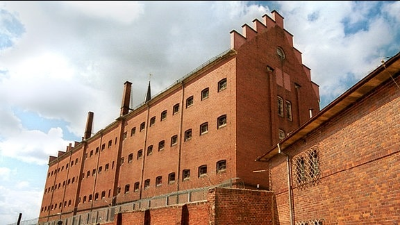 Die ehemalige Justizvollzugsanstalt Stollberg