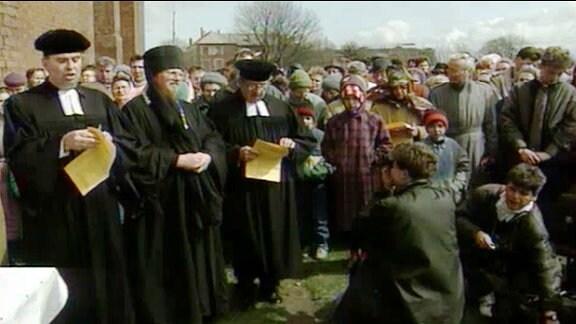 Ostern in Kaliningrad