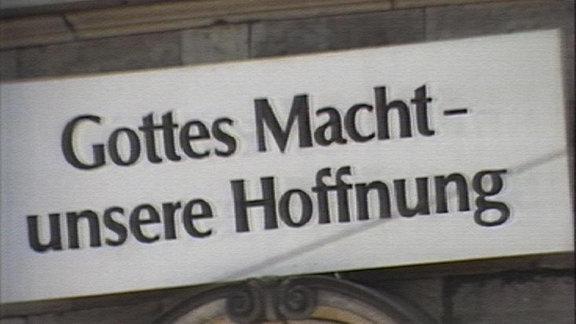 Erster Katholikentag 1987 in Dresden