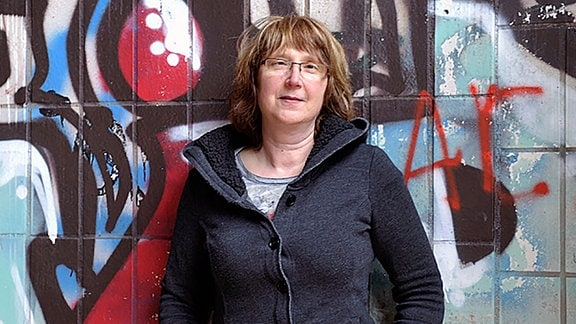 Schriftstellerin und Hörfunkredakteurin Kathrin Aehnlich