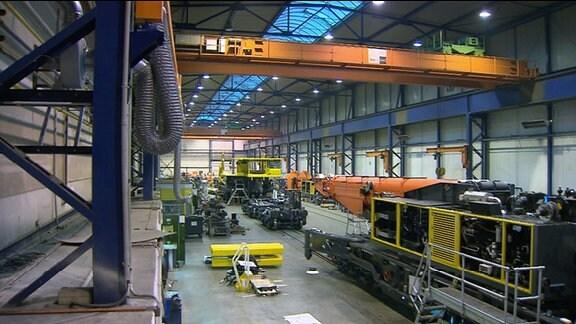 Kirow-Werk Leipzig