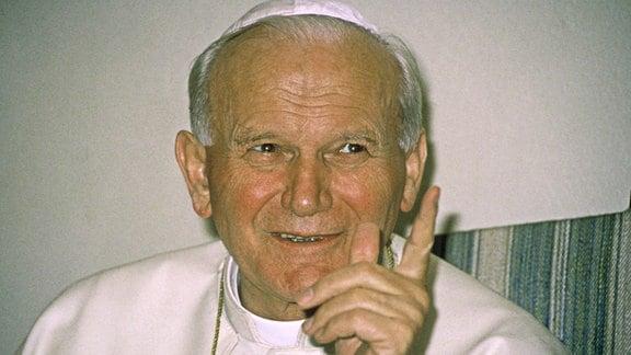 Papst John Paul II., 1987