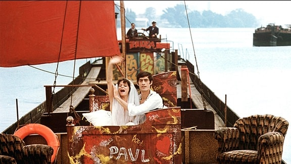 Paula (Angelica Domröse) und Paul (Winfried Glatzeder)