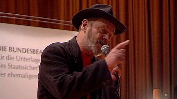 Klaus Jentzsch alias Renft