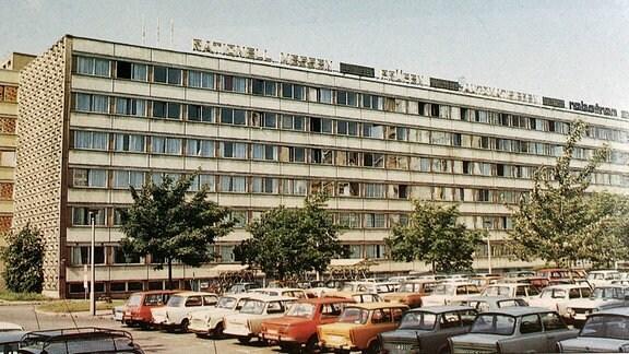 Robotron Hauptsitz in Dresden