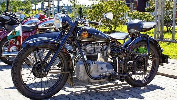 Simson Moped bzw Motorrad