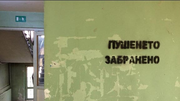 Plattenbau Bulgarien