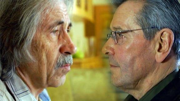 Bernd Kannenberg und Christoph Höhne