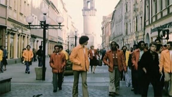 kubanische Vertragsarbeiter in der DDR
