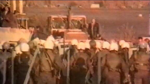 Blutige Zusammenstöße in Moldawien (03.11.1990)