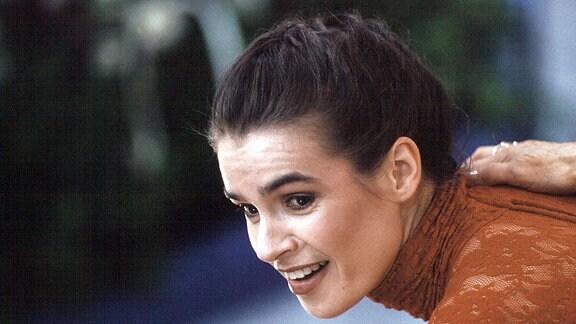 Katarina Witt bei Olympia Lillehammer 1994