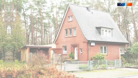 Ein Haus.