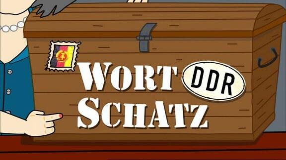DDR Wortschatz