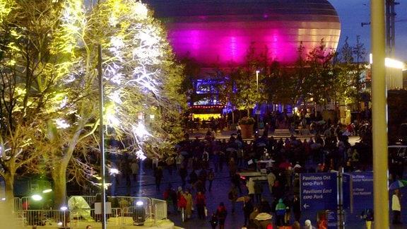 Hannover, Eindrücke von der EXPO 2000