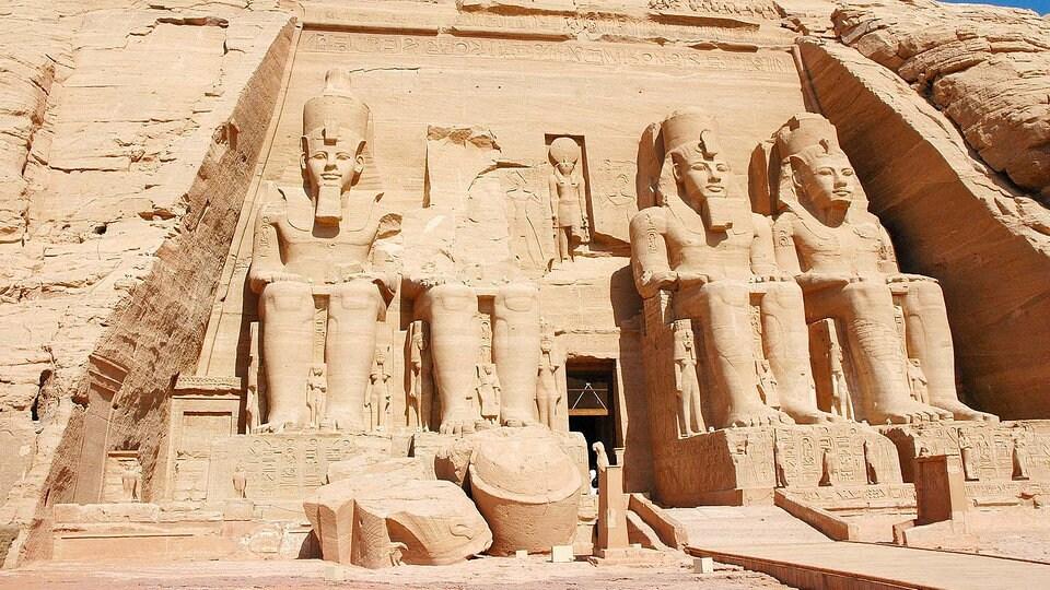 Die Rettung der Tempel von Abu Simbel | MDR.DE