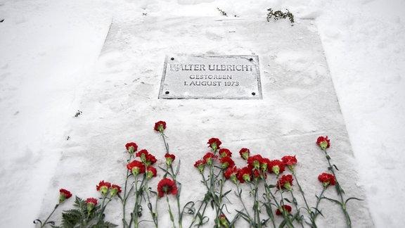 Grab von Walter Ulbricht