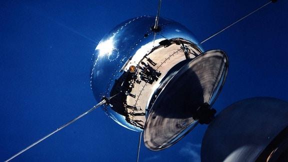 Vanguard-Satellit