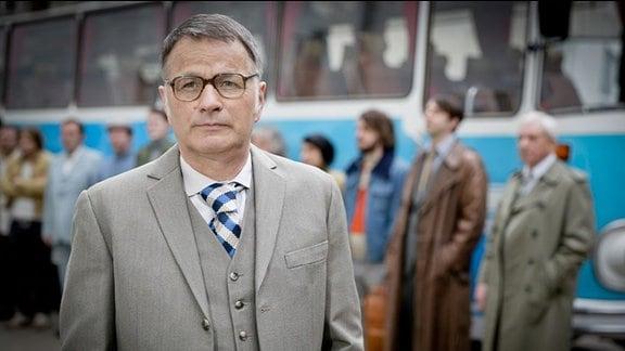 Making of: Wolfgang Vogel - Bei den Dreharbeiten zum Film in der MDR-Reihe zur Geschichte Mitteldeutschlands 2014