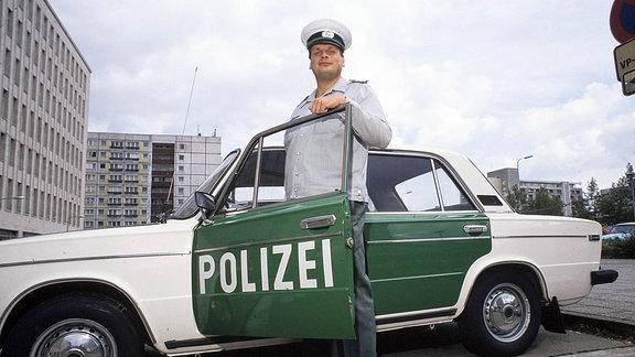 Volkspolizei Auto