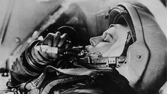 Walentina Tereschkowa, 1963