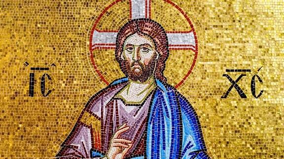 Jesusmosaik