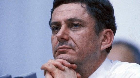 Wolfgang Berghofer, 1988