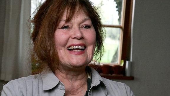 Die Schauspielerin Monika Woytowicz