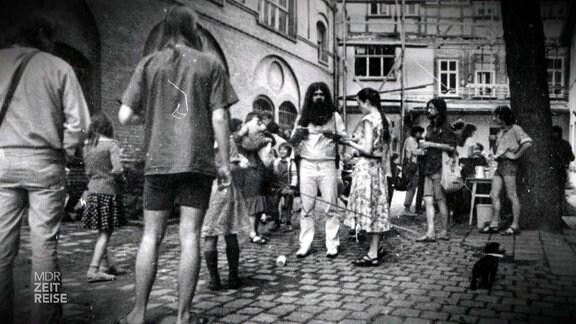 MDR Zeitreise - Erfurter Opposition