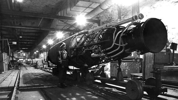 V-2 Rakete Nordhausen